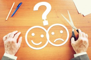Positive mood was linked to job satisfaction unlike case mix and the percetion of limited career opportunities