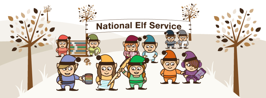 We will be adding new elves to the woodland on a regular basis.
