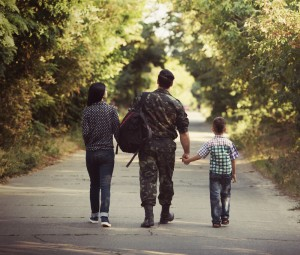 Friends and family may help military personnel with mental health problems overcome stigma and seek help.