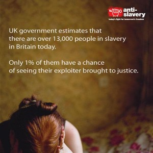 Governments, humanitarian organisations and researchers must work together if we are to scale the depths of modern slavery.