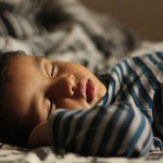 What other effects do nightmares and parasomnias have on sleep that could explain the association with future psychotic symptoms?