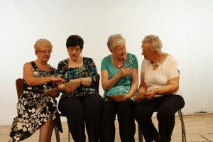 Cognitive Stimulation therapy provides peer support to people living with memory loss.