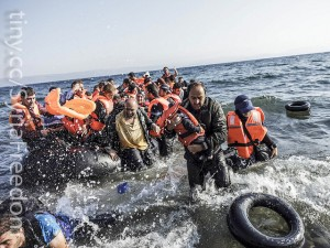 We should be careful not to presume that these findings can be applied to the current refugee crisis in Europe.