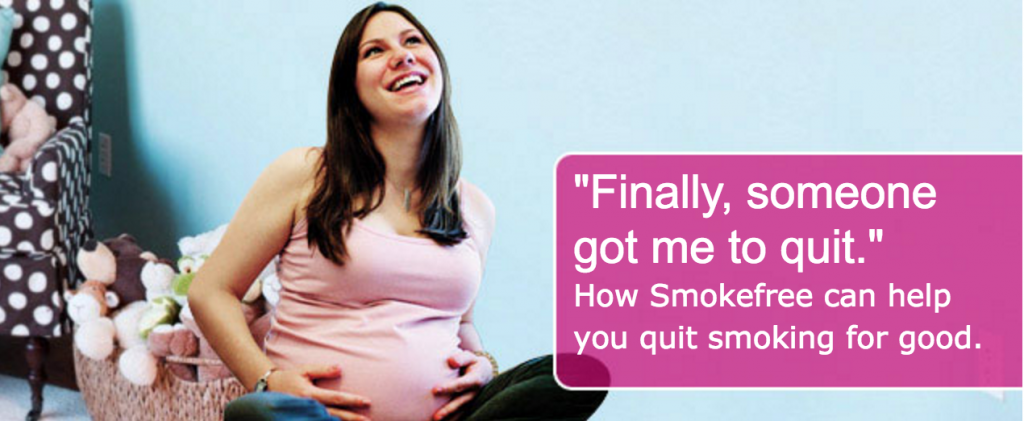 The NHS Stop Smoking Service costs over £5 million every year, but 11% of women in the UK continue to smoke during their pregnancy.