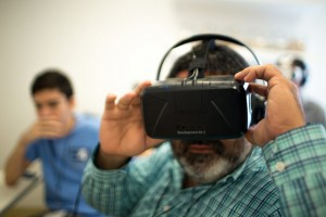 Could virtual reality facilities play a central role in mental health clinics and wards of the future?