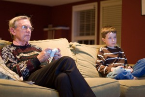 1 in 5 young people in the study sample, played video games for 5 or more hours per week.