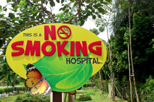 The introduction of smoking bans in psychiatric hospitals and prisons is extremely controversial.