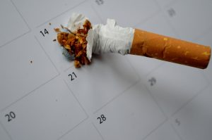 Smokers who took varenicline achieved higher abstinence rates than smokers on bupropion, nicotine patches or placebo.
