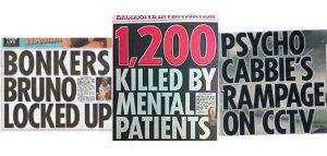 Has any real progress been made in improving the reporting of mental illness?