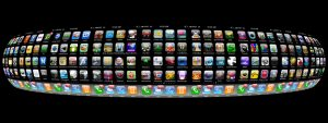 There are over 100,000 apps aimed at improving health