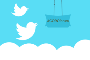 Follow #CORCforum today on Twitter for the latest ideas about developing an outcomes-focused child and adolescent mental health service.
