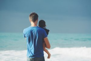 What impact do fathers have on the mental wellness or mental illness of their children?