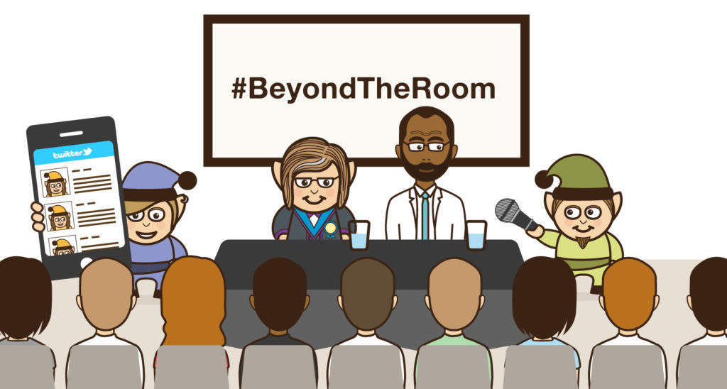 Find out more about our new digital conference service at beyondtheroom.net