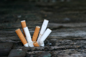 Maternal smoking during pregnancy is associated with behavioural and neurodevelopmental problems in offspring.