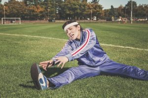 Exercise is one 'alternative' approach for treating depression (shellsuit and sweatbands optional).