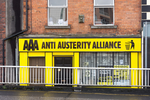 Austerity: a blessing in disguise when it comes to dual diagnosis services?