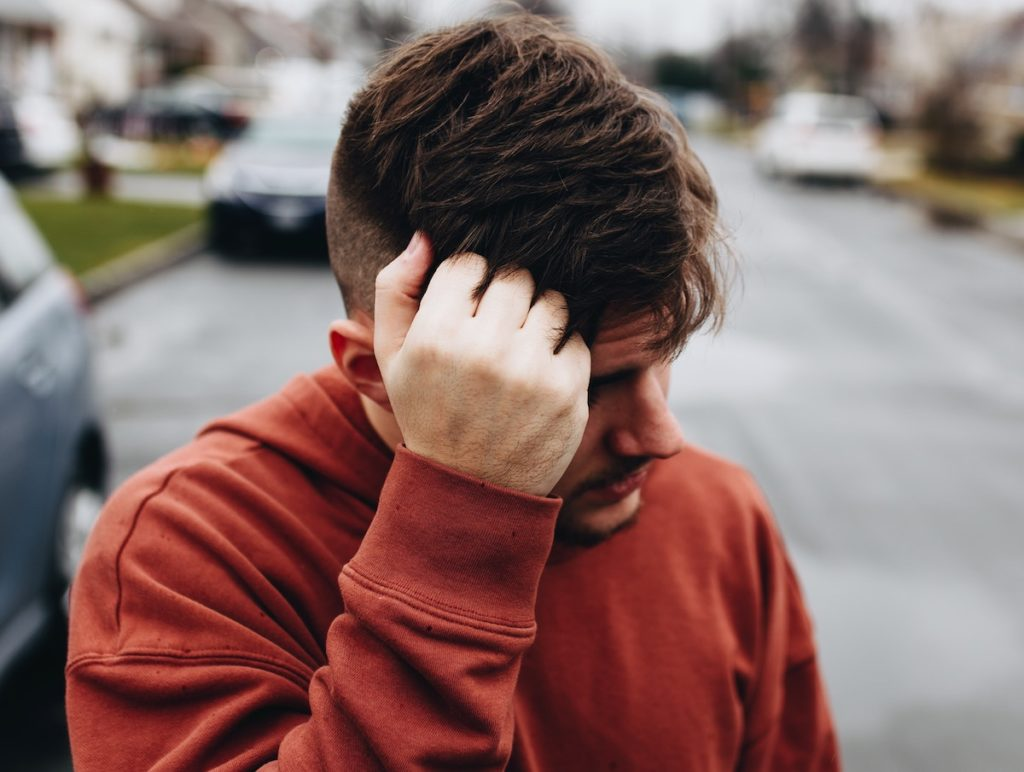Men are often identified as being more reluctant to seek help for mental health problems and suicidal thoughts than women.