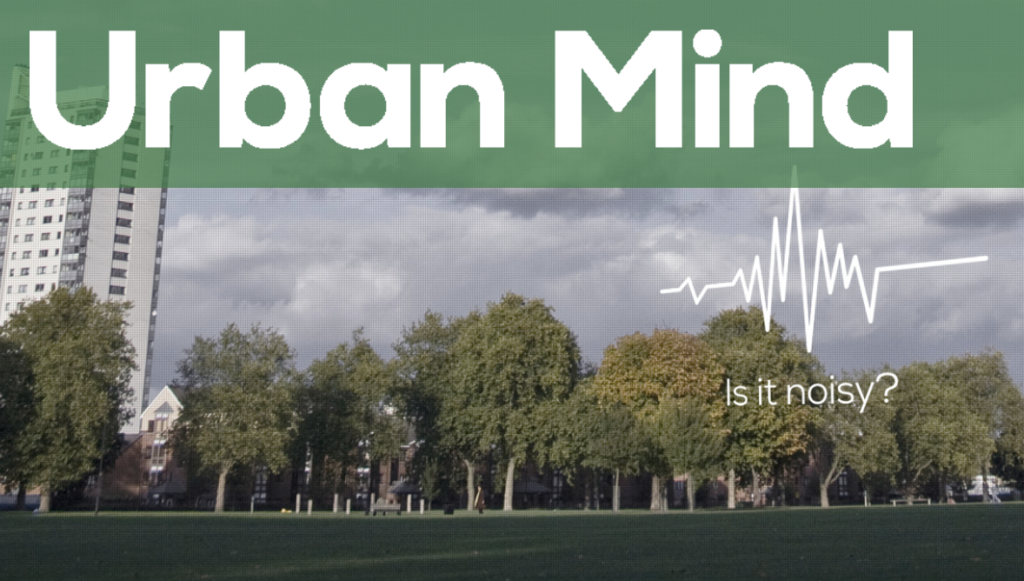 The Urban Mind app examined how exposure to natural features within the built environment affects mental well-being in real time.