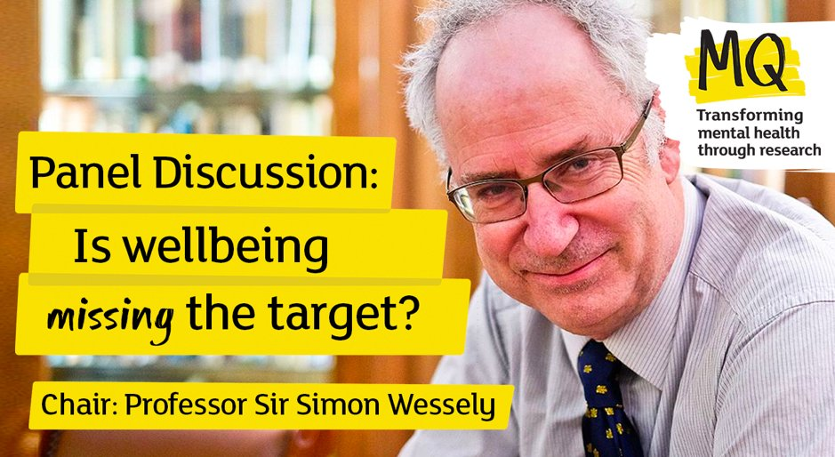 Simon Wessely, Martin Knapp, Karina Chopra, Catherine Newsome and Ilina Singh will debate this question at 3.30pm on Friday 2nd Feb 2018.