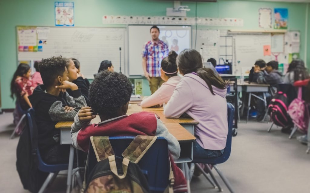 This new research shows teachers can have a significant impact on mental health outcomes of children, but should this be part of the teacher's job description?