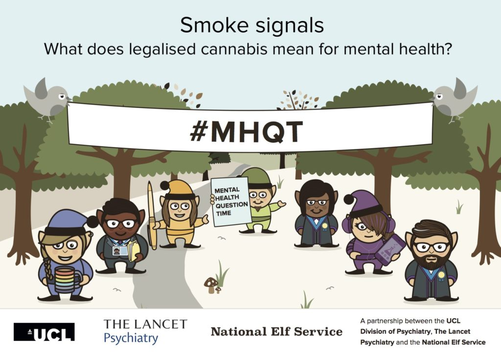 Get your FREE tickets now for the Mental Health Question Time in London on Wednesday 26th September.