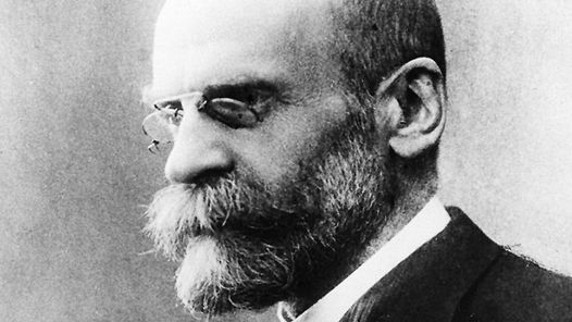 Émile Durkheim was one of the early suicide theorists who created a normative theory of suicide, which explained it as a social fact, external to the individual, instead of a result of one's circumstances.