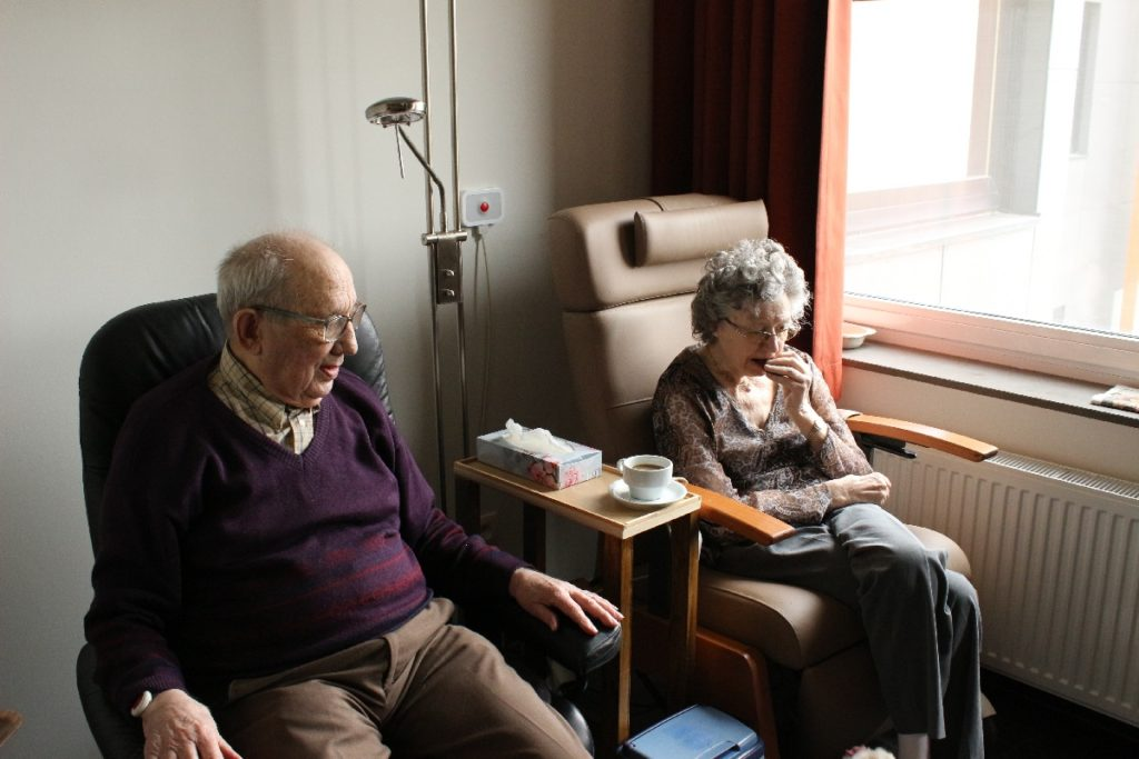 Conventional care provided in care homes can be deskilling rather than reabling.