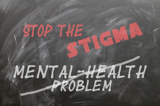 Healthcare professionals' working in physical healthcare reported negative perceptions of patients with mental health conditions, which were not dissimilar to the way the general public view people with mental illness.
