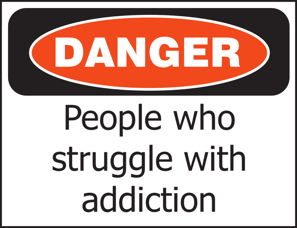 People with substance misuse disorders were considered the most dangerous by the majority of healthcare professionals working in general hospital settings.