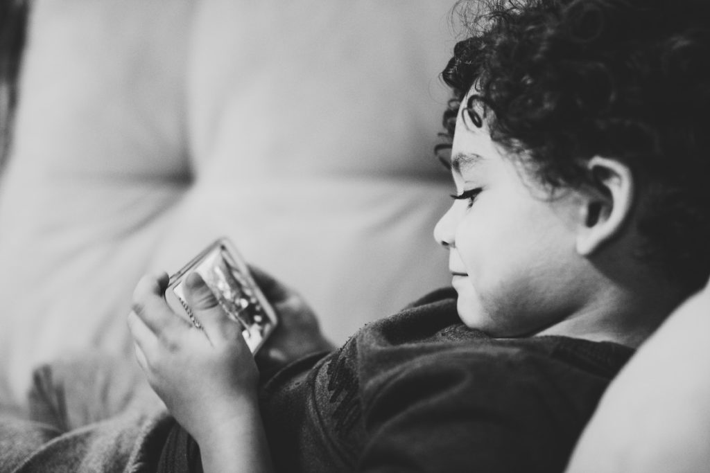 The World Health Organization recently advised that screen time for children should be reduced as much as possible, to reduce the risk of adverse health effects.