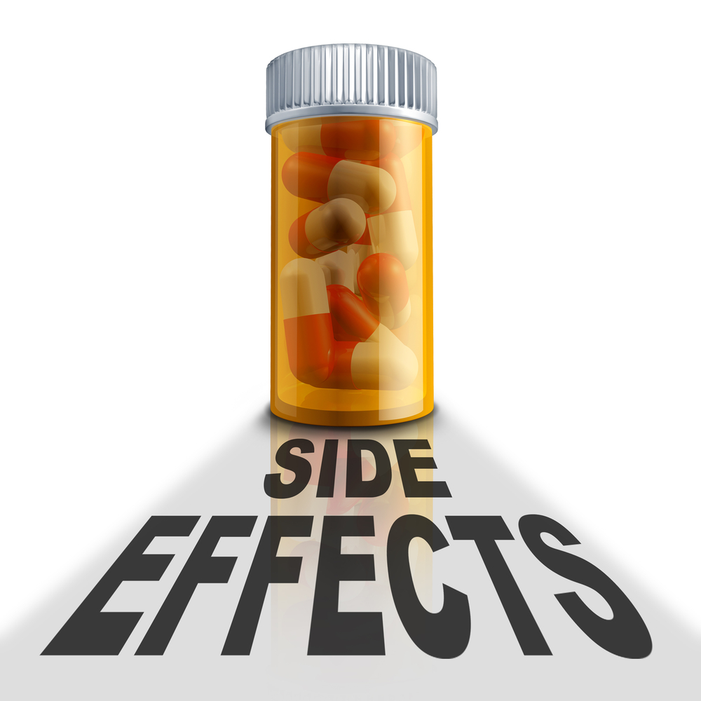 This analysis may over-estimate the adverse effects of antidepressants.