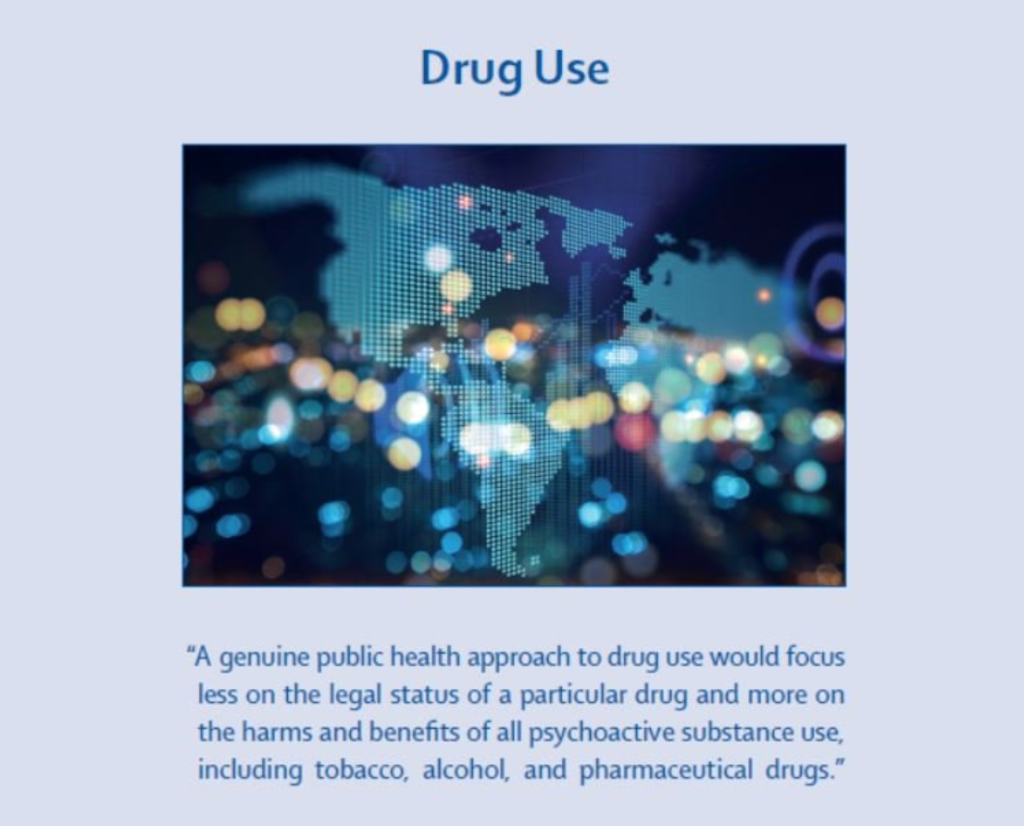 The Lancet have published a new series on Drug Use.