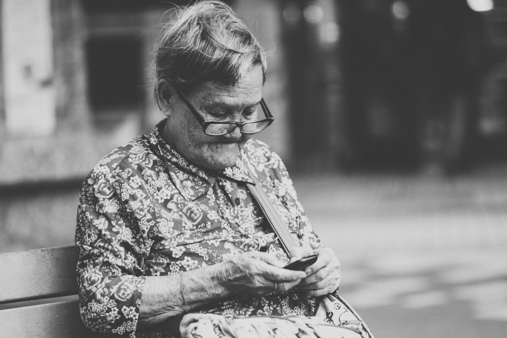 "Findings suggest that older age was a strong predictor of engagement, battling the assumptions that digital interventions are ""just for the young ones""."
