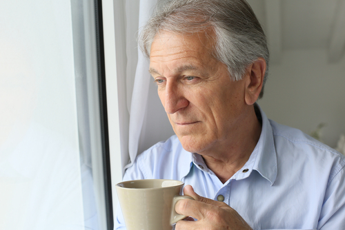 As we get older, our psychological well-being can be dramatically affected by the death of loved ones, loneliness, low income, or worsening physical health.