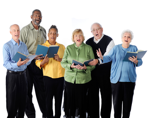 This research suggests that amateur group singing has positive effects on the mental health and well-being of cancer carers, lasting beyond the 12-weekly sessions.