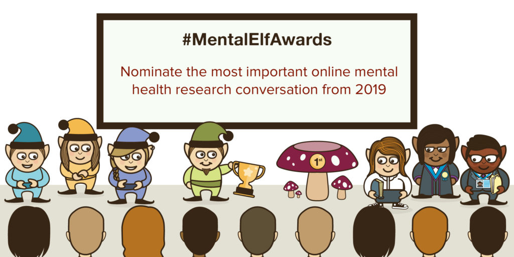 Please nominate your favourite online mental health research conversation from 2019!