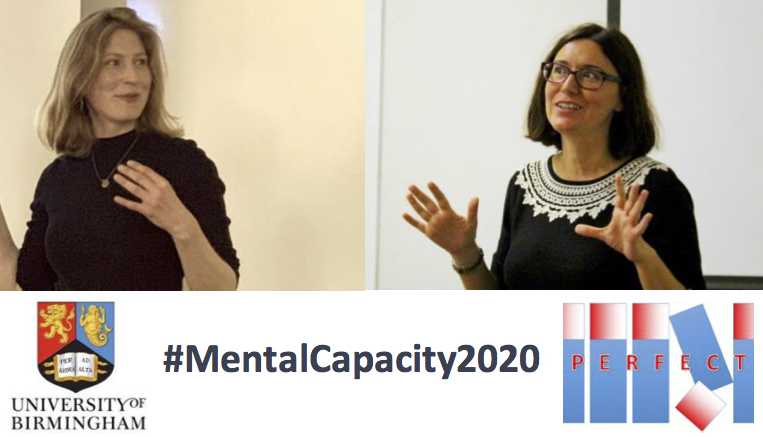 Follow #MentalCapacity2020 on Twitter at 12-1pm today for a live streamed webinar with Sophie Stammers, Lisa Bortolotti and Mark Brown discussing this new briefing paper on mental capacity.