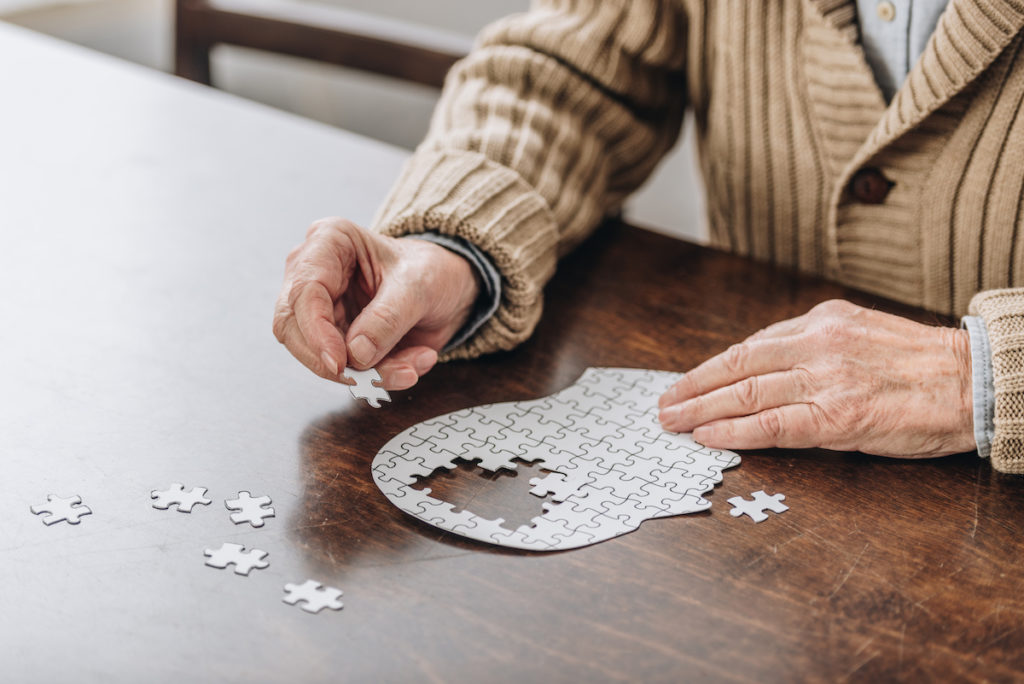 Following the results of this study, more consideration is required to prioritise specialist care for the elderly exposed to genocide, such as engagement in cognitive exercise and targeting risk factors associated with dementia, such as depression.
