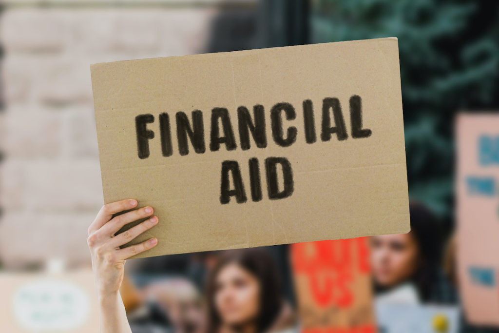 Top-down interventions from governments need to be considered in ensuring financial security for individuals and organisations to reduce adverse psychological consequences.