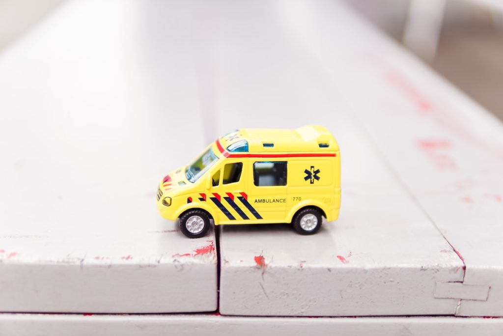 The negative association between sleep disturbance and suicide attempt related ambulance attendances is in contrast to previous work, but replication within acute settings is necessary to advance understanding of this relationship.
