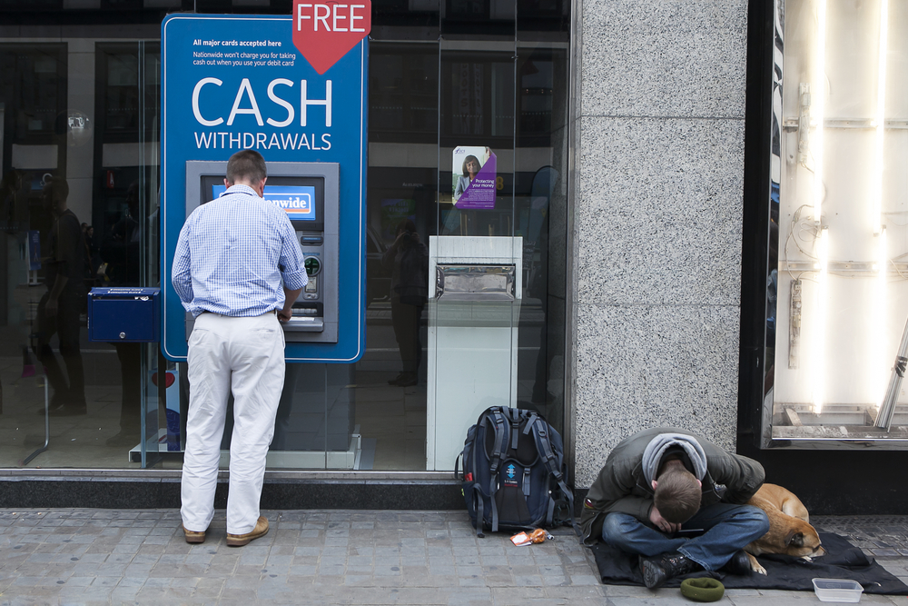 This research shows that the mental health of unemployed people acrossEngland, Wales and Scotland deteriorated after the introduction of Universal Credit.