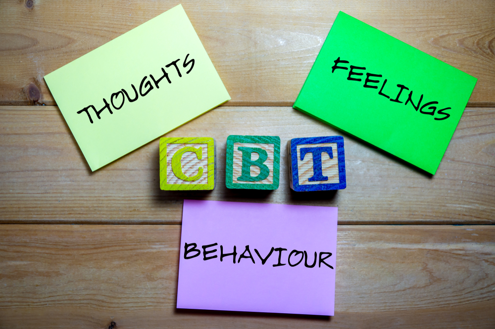 There is evidence for online psychotherapy, particularly cognitive behavioural therapy.
