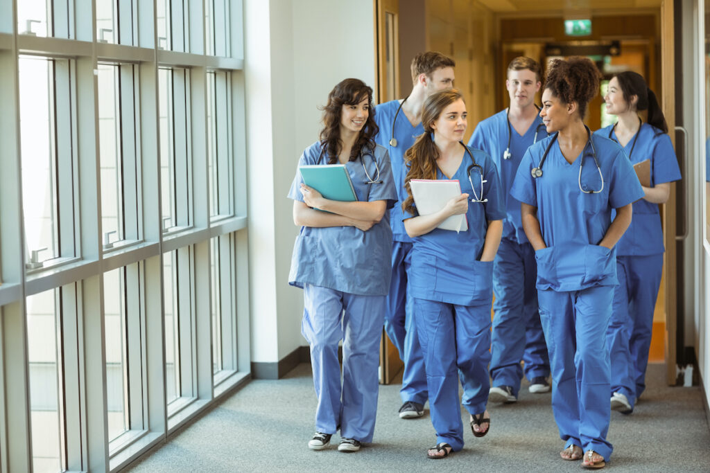 Medical students face unique stressors compared with the general population and other university students, and are less likely to seek help.