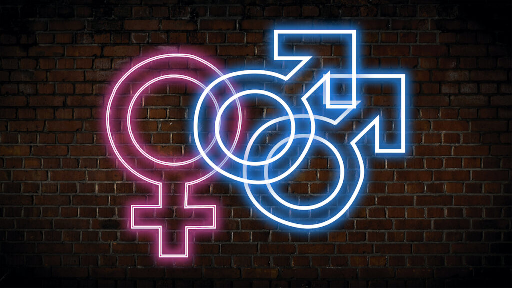 This review highlights that bisexual people are not only at increased risk of NSSI when compared to heterosexual people, however they are also at an increased risk when compared to gay and lesbian people.