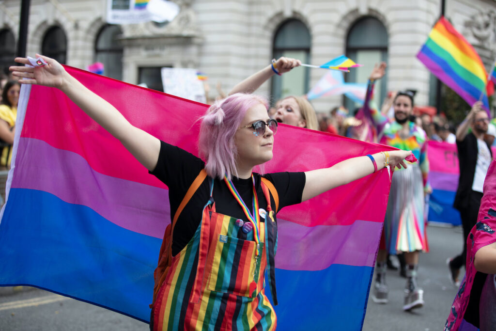 Bisexuality is an often-overlooked sexual orientation when it comes to LGBT mental health research, especially in relation to non-suicidal self-injury (NNSI).