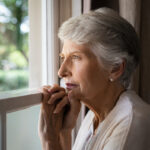 Participants who reported higher levels of depression and social isolation had greater risk of loneliness, along with people living alone with dementia.