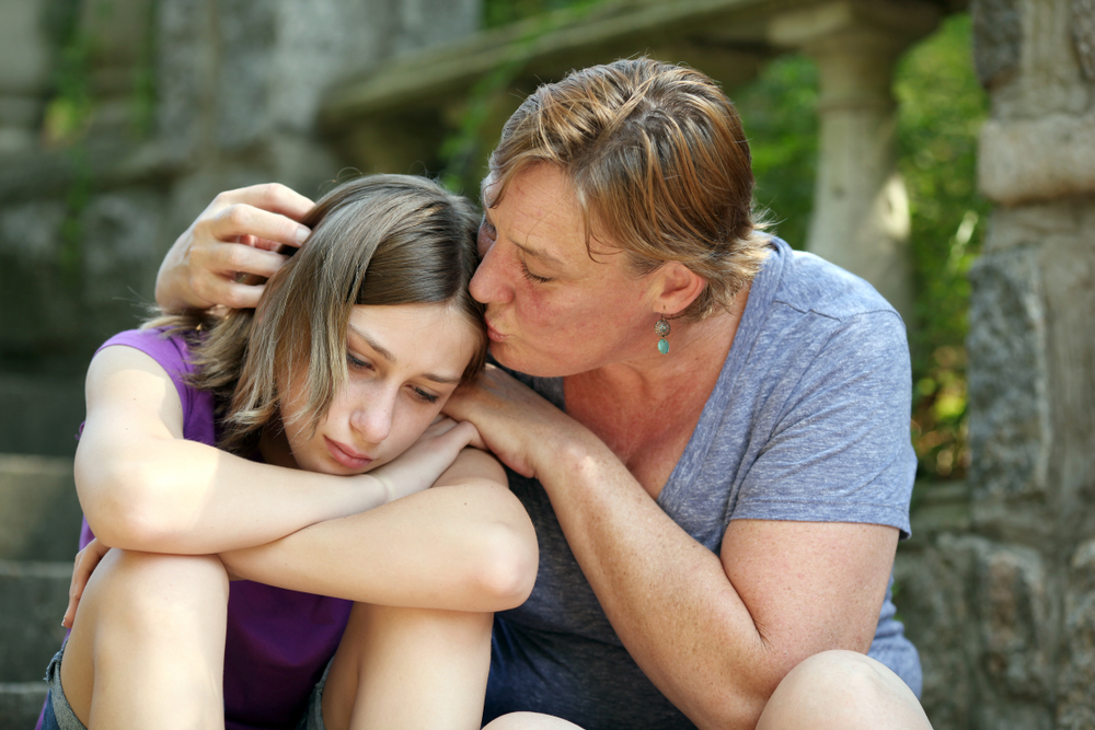 What outcomes matter most to young people with depression and their families?