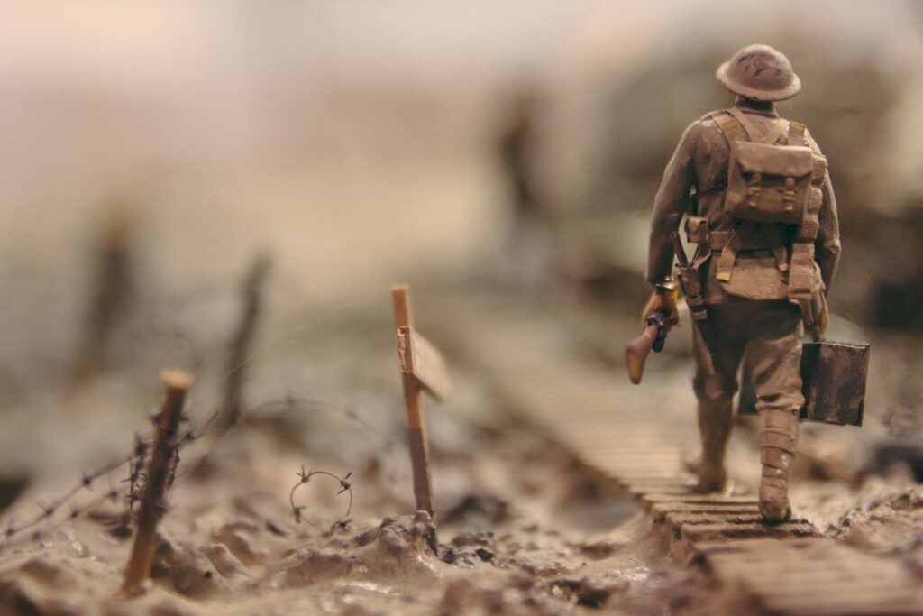 Future studies should focus on designing psychological interventions effective for veterans and war-affected populations.