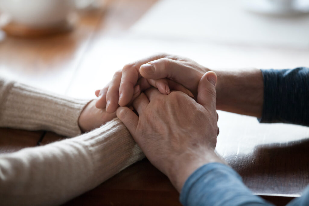 This study allowed for a more in-depth understanding of the perception of the support provided for depression and anxiety among the frail older adult population.
