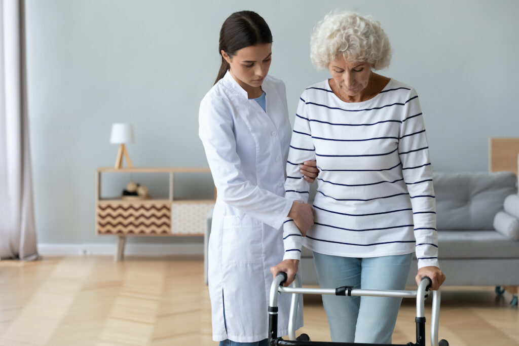 Frailty affects around 11% of older adults and quadruples the risk of developing depression and anxiety. While there is no fixed definition, it is recognised as impaired physical abilities, including unintentional weight loss, reduced activity and low energy.